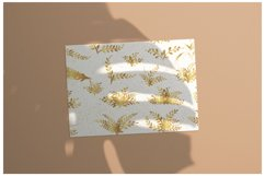 Golden plants and twigs Product Image 3