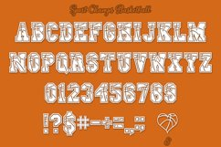 Sports Font Pack | Varsity Font Product Image 13
