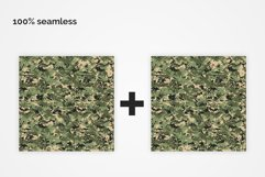 German Pixel Camouflage Patterns Product Image 4