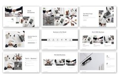 Ultimate Pitch Deck Presentation Template Product Image 5