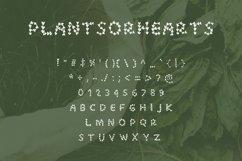 Plantsorhearts handwritten font Product Image 3