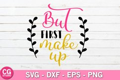 But first make up SVG Product Image 1