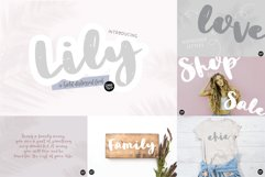 DESERT DREAMS Hand Lettered Font Bundle Product Image 4