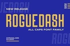 Roguedash - Stylish Sans Font Family Product Image 1