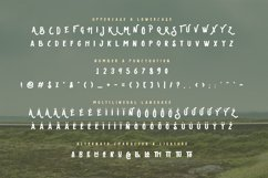 Oldventure - Handbrushes Typeface Product Image 2