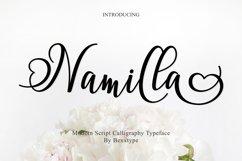 Namilla Script Product Image 1