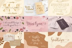 Mighty Font Bundle Product Image 3