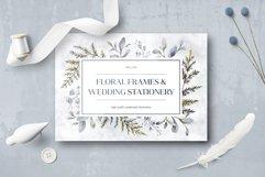 Floral wedding cards set Product Image 1