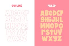 Summertime Font Duo Product Image 4
