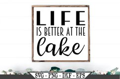 Life Is Better At The Lake SVG Product Image 1