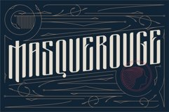 Masquerouge Font Product Image 1