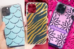 25 iPhone XS SVG Designs| Phone Case Decals Product Image 2