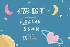 Star Light - Handwritten Font Product Image 4
