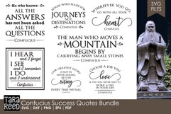 Confucius Success Quotes Bundle Product Image 1