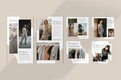 Fashion Instagram Templates Vector Product Image 2
