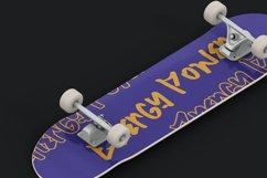 Skatenow | Graffiti Font Product Image 4