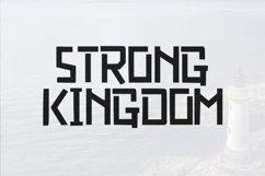 Black Falcon Font Product Image 3