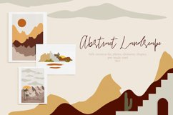 Abstract Landscape Creation Kit Product Image 1