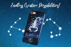 Scorpio Zodiac, Constellation, Horoscope, Celestial Pack Product Image 3
