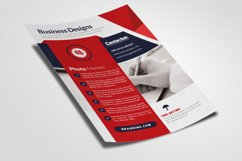 Corporate Flyer Psd Product Image 3