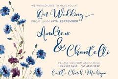 Bolognese - Wedding Font Product Image 3