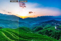 20 China Tone Lightroom & Camera Raw Presets Product Image 5