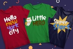 Hellobay Fun Children Typeface Product Image 5