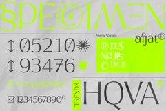 Afjat Trends - Latin, Cyrillic & Greek Product Image 4