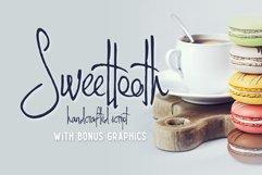 Sweettooth script & bonus Product Image 1