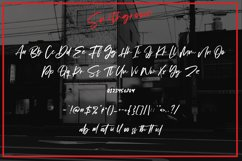 Smithgroove Handwritten Brush Font Product Image 5