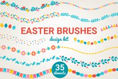 Easter Brushes Product Image 1