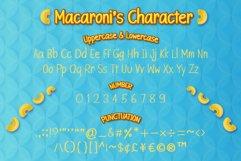 Macaroni handwritten font Product Image 4