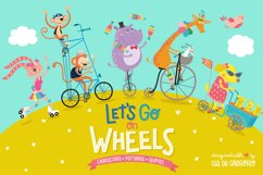 Let's go on wheels Product Image 1