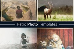 Retro Photo Template Product Image 1