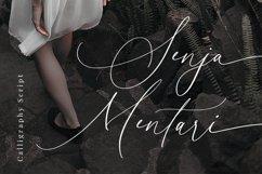 Senja Mentari - Modern Script Product Image 1