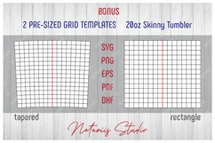 42 Mosaic Patterns for 20oz SKINNY TUMBLER. Product Image 6