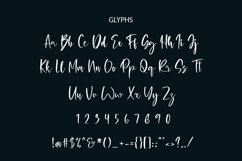 Pessony Script Font Product Image 2