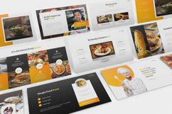 Street Food Powerpoint Template Product Image 6