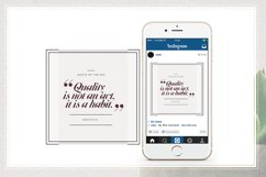 GRUNGE Social Media Quote Banners Product Image 10