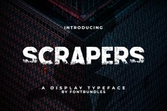 Web Font Scrapers Product Image 1