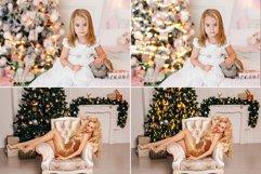 25 Christmas Tree Lights Overlays Product Image 3