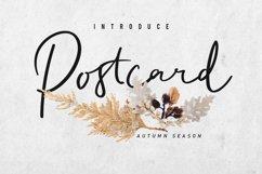 Postcard Script Product Image 1