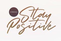 Katty Lynch Brush Font - Free Serif Product Image 4