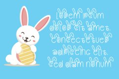 Oh bunny decorative Product Image 1