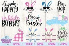 Easter Bundle SVG | Easter SVG | Easter Bunny Product Image 2