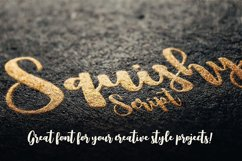 Squishy Script Font Product Image 4