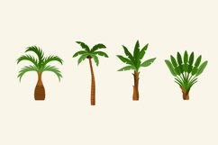 Palm Tree Illustrations Product Image 1