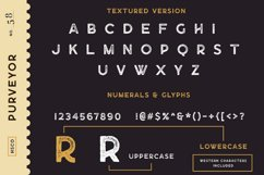 Purveyor - 8 Fonts Included - Font Bundle Product Image 3
