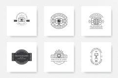 15 Premium Photography Logo Product Image 2