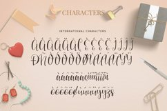 Mellany Typeface Product Image 5
